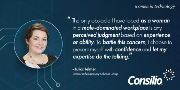 Julia Helmer Quote